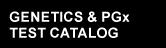 Gastroenterology - Mayo Clinic Laboratories
